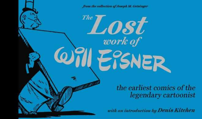 TLoWillEisner cover front