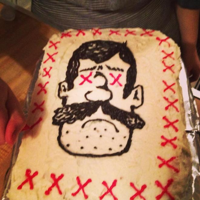 retrofit cake