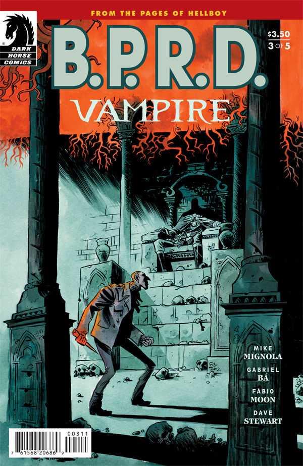 bprd vampire 3