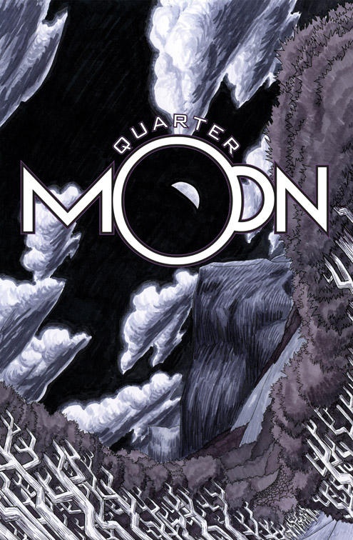 Quarter Moon 1 cover