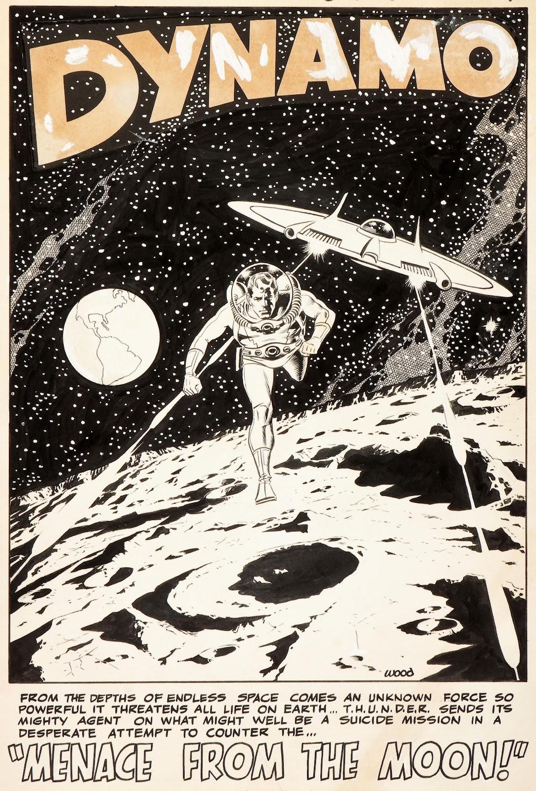 Wally Wood Wednesday   Locust Moon Comics