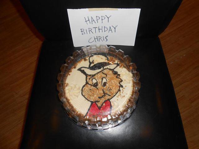 pogo cake