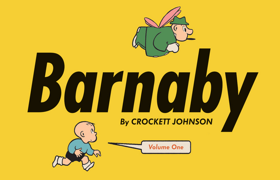 barnaby cover