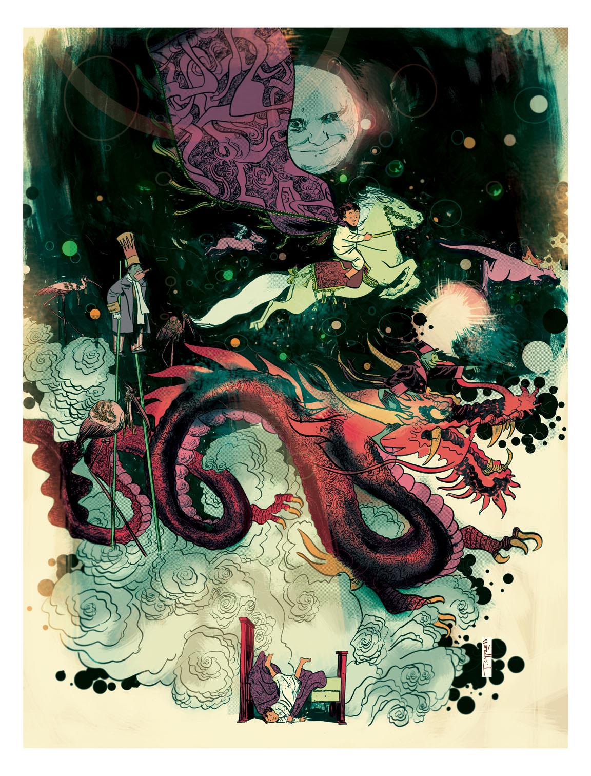 Little Nemo: Dream Another Dream by Locust Moon Press — Kickstarter