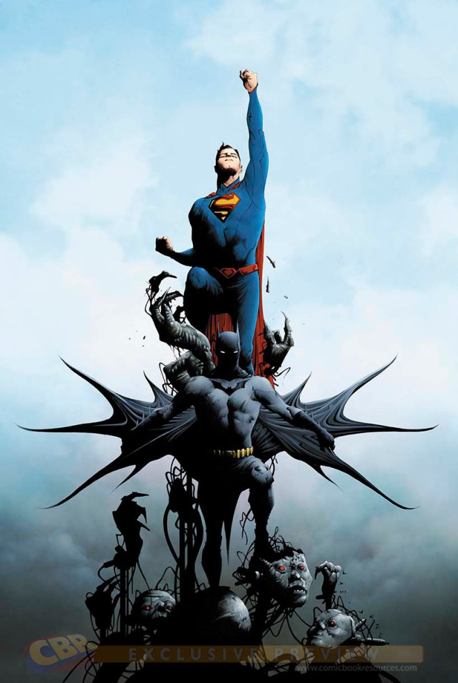 top 40 batman superman